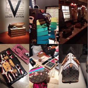Louis Vuitton Volez, Voguez, Voyagez Tokyo Exhibition