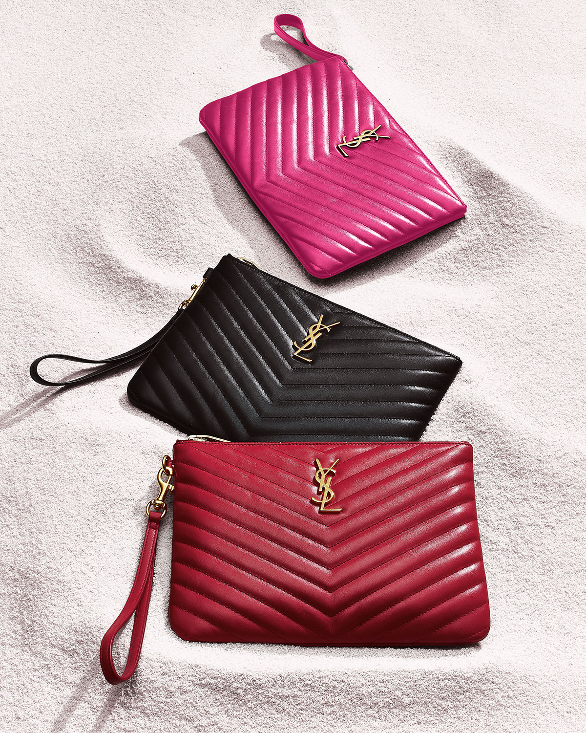 Top 10 Designer Mini Pouch Bags Spotted Fashion