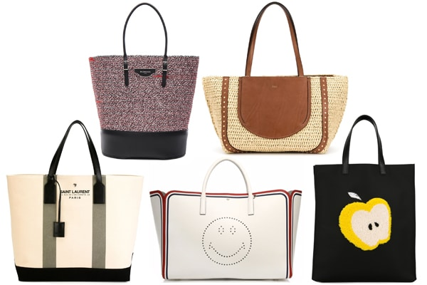 9fd20d51a9e Chanel Timeless Classic Tote Bag From Cruise 2016 Collection ...