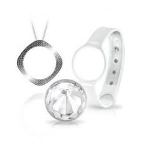 Swarovski Activity Crystal Vio Pendant Set 1