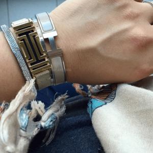 Tory Burch Fitbit Wrap Bracelet 2