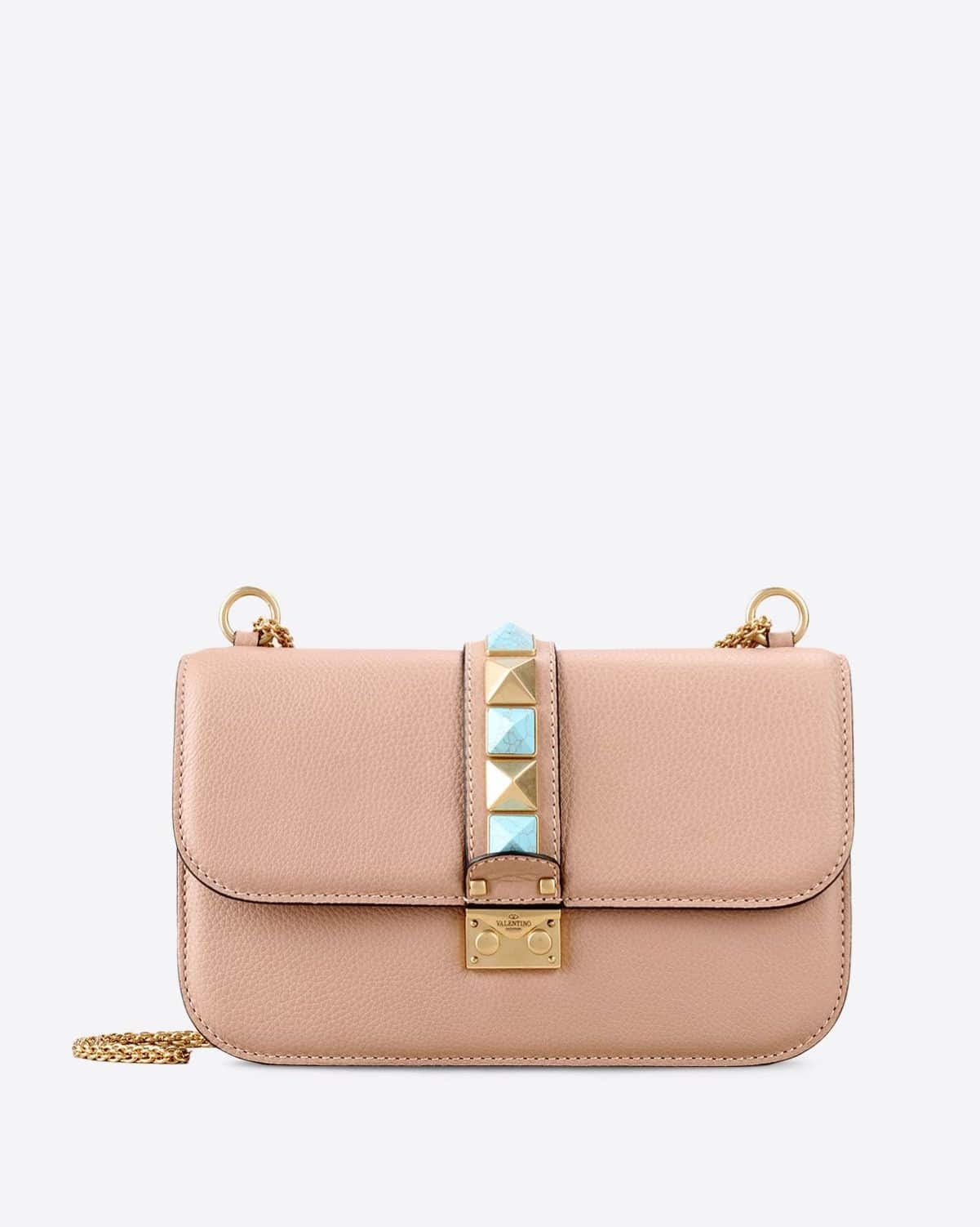 Valentino Rockstud Multicolor Rolling Bag Reference Guide
