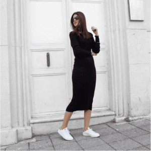 White Sneakers Style Inspiration 4