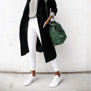 White Sneakers Style Inspiration 6