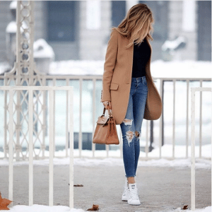 White Sneakers Style Inspiration 9