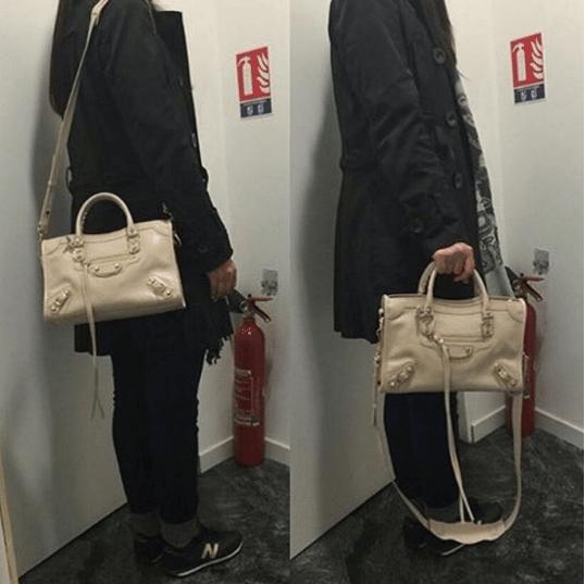 2017 fashion bag trend - Balenciaga Introduces New Small Classic City Bag Size