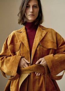 Celine Amber Oversize Trench-Coat - Fall 2016 Lookbook 28