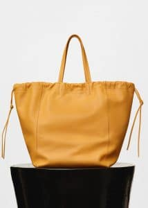 Celine Daffodil Large Coulisse Shoulder Bag