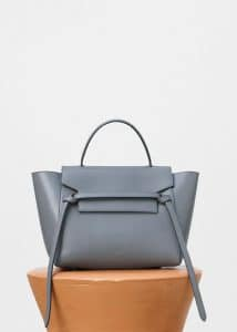 Celine Storm Supersoft Calfskin Mini Belt Bag