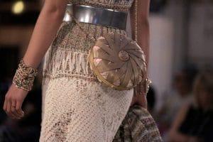 Chanel Beige Round Bag - Resort 2017