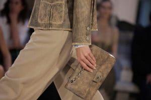 Chanel Brown Classic Flap Bag - Resort 2017