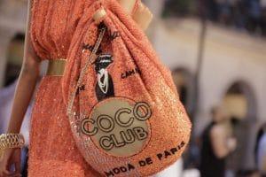 Chanel Orange Tweed Coco Cuba Backpack Bag - Resort 2017