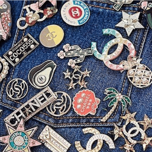 Chanel Pins - Cruise Cuba 2017 Collection