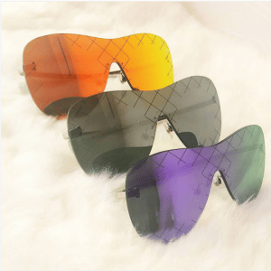 Chanel Shield Runway Sunglasses