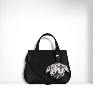 Dior Black Small Dior Blossom Bag
