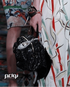 Dior Black Top Handle Bag - Cruise 2017