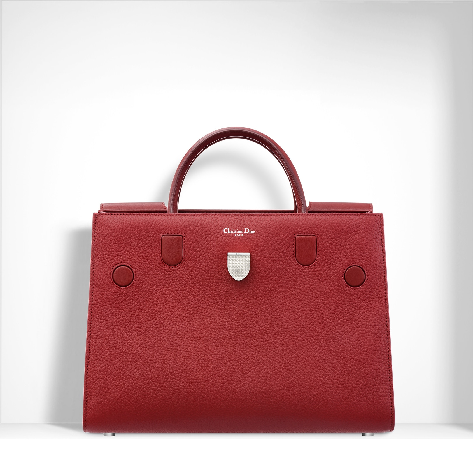 Dior Indian Red Diorever Bag