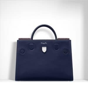 Dior Midnight Blue Diorever Bag