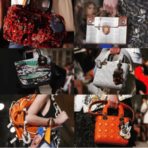 Dior Top Handle Bags - Cruise 2017