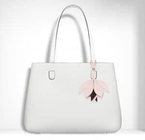 Dior White Dior Blossom Bag