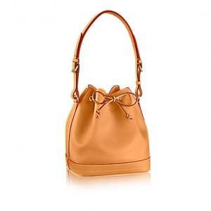 Louis Vuitton Cappucino Noe PM Bag