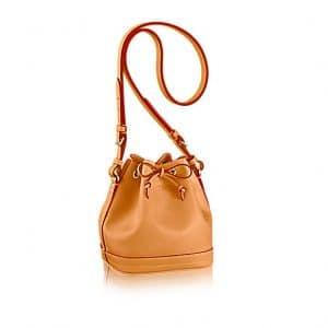 Louis Vuitton Capuccino Noe BB Bag