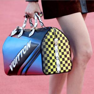 Louis Vuitton Grand Prix Print Speedy Bag 2 - Cruise 2017