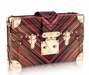 Louis Vuitton Multicolor Petite Malle Bag - Cruise 2017