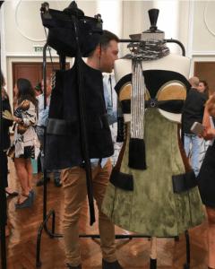 Louis Vuitton Short Dresses - Cruise 2017
