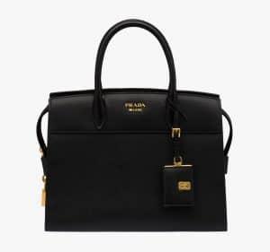 Prada Black Esplanade Bag