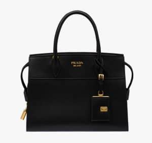 Prada Black Esplanade Medium Bag