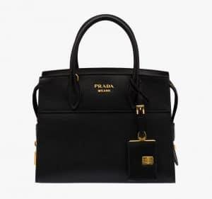 Prada Black Esplanade Small Bag