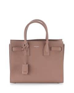 Saint Laurent Blush Sac De Jour Baby Bag