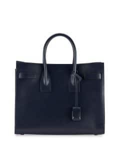 Saint Laurent Marine/Black Sac De Jour Small Bag