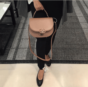 Chanel Coco Curve Bag 2