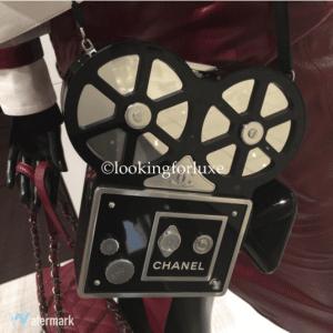 Chanel Film Projector Buonasera Minaudiere Bag 8