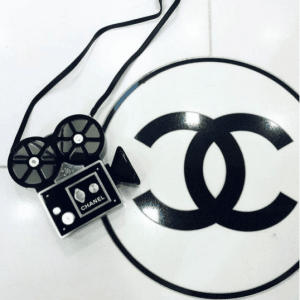 Chanel Film Projector Buonasera Minaudiere Bag 1