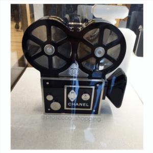 Chanel Film Projector Buonasera Minaudiere Bag 7