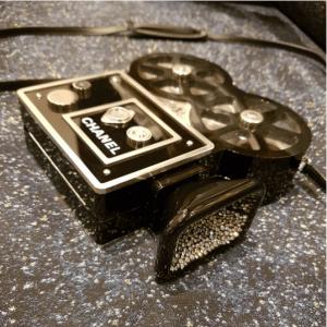 Chanel Film Projector Buonasera Minaudiere Bag 3