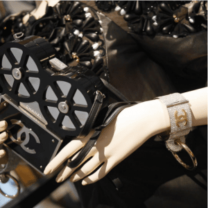 Chanel Film Projector Buonasera Minaudiere Bag 4