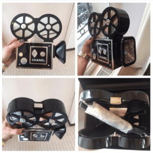 Chanel Film Projector Buonasera Minaudiere Bag 2