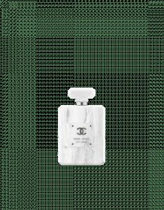 Chanel White Resin Perfume Bottel Buonasera Minaudiere Bag