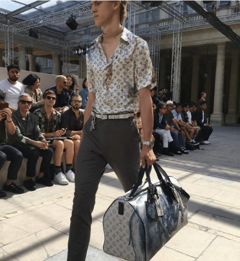 louis vuitton spring  summer 2017 men u0026 39 s runway bag collection
