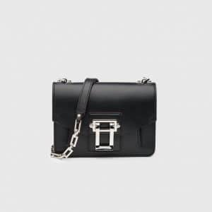 Proenza Schouler Black Hava Crossbody Bag