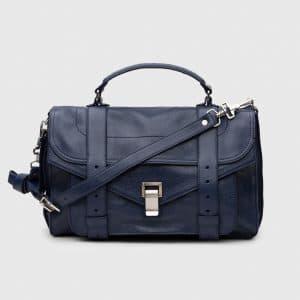 Proenza Schouler Indigo PS1 Medium Bag