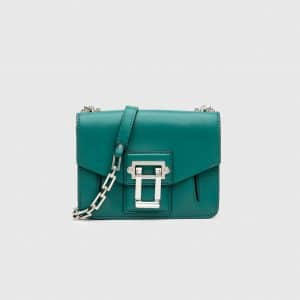 Proenza Schouler Malachite Hava Crossbody Bag