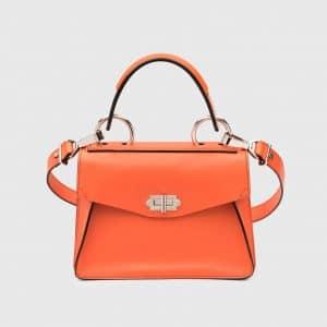 Proenza Schouler Pumpkin Hava Small Top Handle Bag