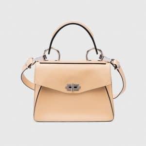 Proenza Schouler Warm Sand Hava Small Top Handle Bag