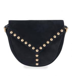 Saint Laurent Y Studs Satchel Bag 1