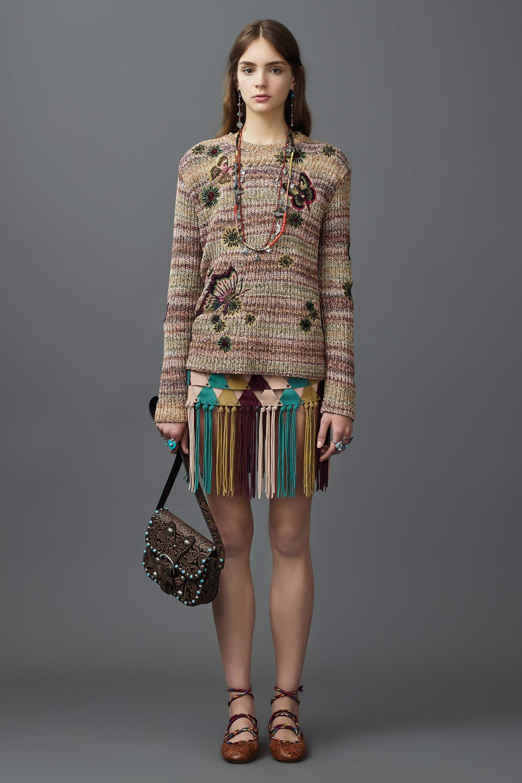 Valentino Resort 2017 Collection – Spotted Fashion